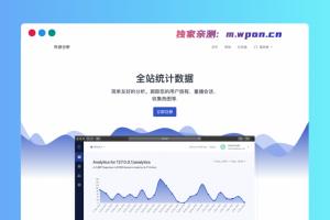 2021站长网站统计系统/PHP网站统计/访客分析/会话跟踪